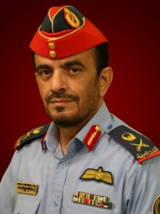 Major General Staff Pilot Rashad Al Sa'adi