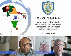NESA IOR Digital Series with Dr. Thomas Lynch